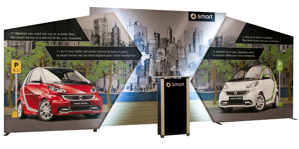 portable display, banner displays, banner stand, portable trade show booths, pop up trade show display